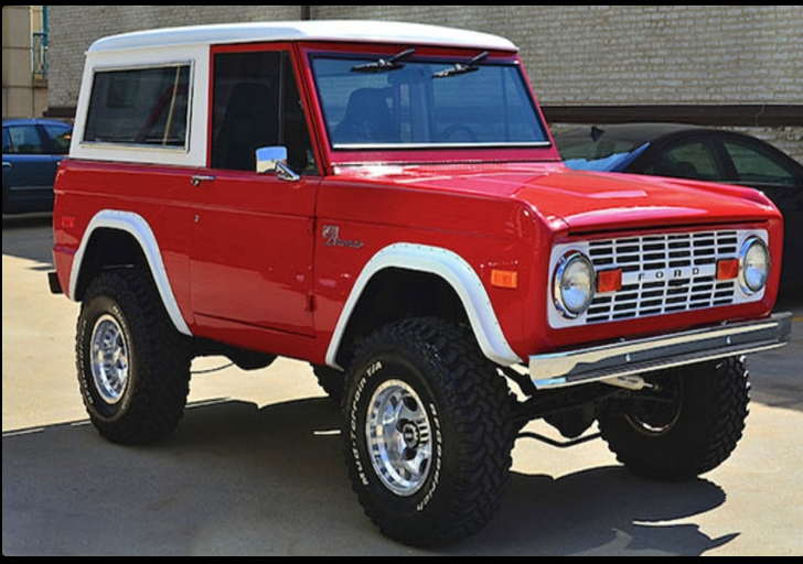 The 2018 Ford Bronco Offers Outstanding Style And Technology Both