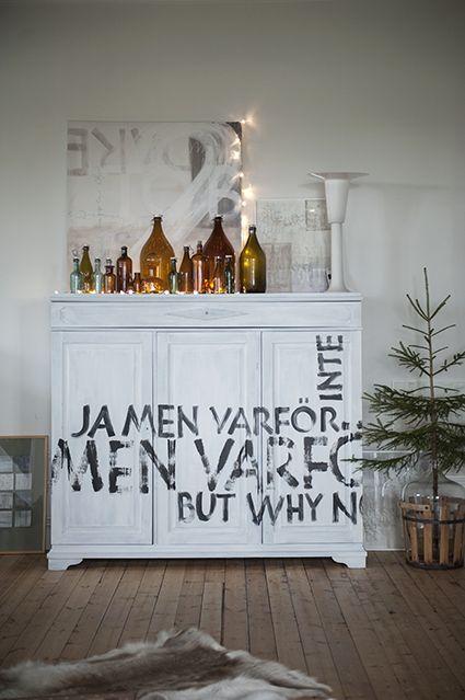 Ylva Skarp´s home.  Photographer Magdalena Björnsdotter.