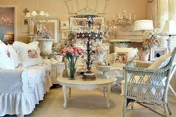 shabby chic decor -  #home_design #home_decor #home_ideas #kitchen #bedroom #living_room #bathroom - myshabbyhomes.com...