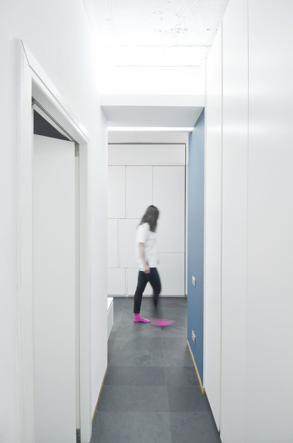 apartment in bucharest - #interior #interiordesign #hallway
