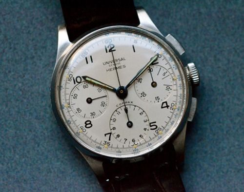 """Vintage Hermes Wrist Watch 