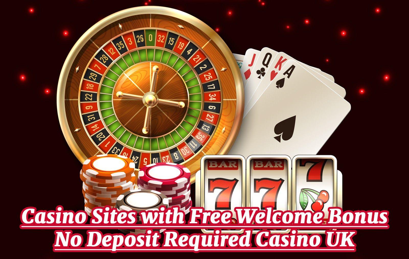 No Deposit Bonus Casino Sites
