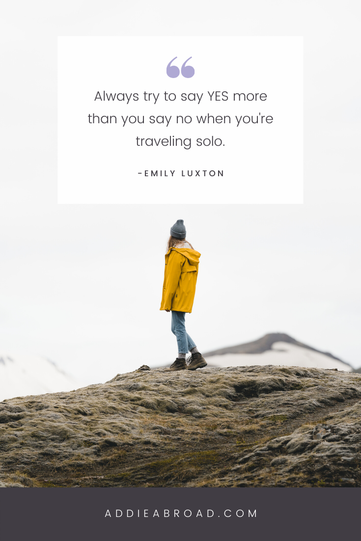 Getting Out of Your Comfort Zone with Emily Luxton [Girls ...