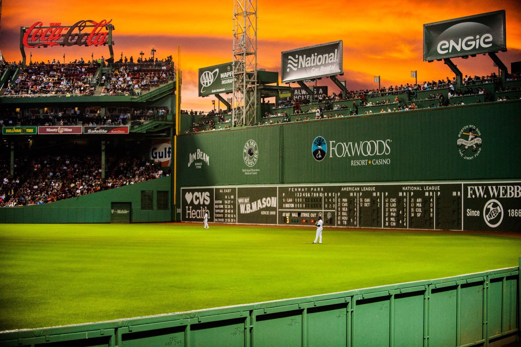 Mgm Resorts Named Official Partner Of Boston Red