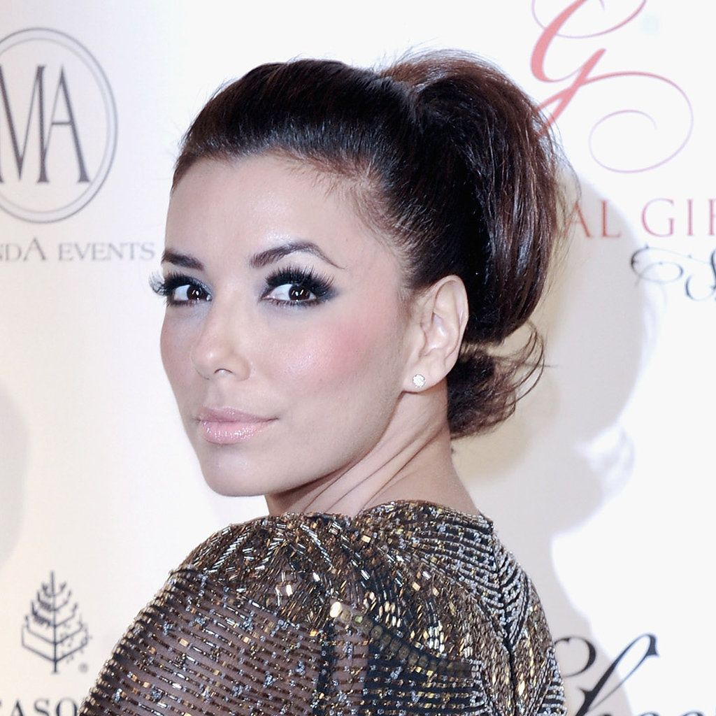 Eva Longoria at the Global Gift Gala, Cannes, 2012