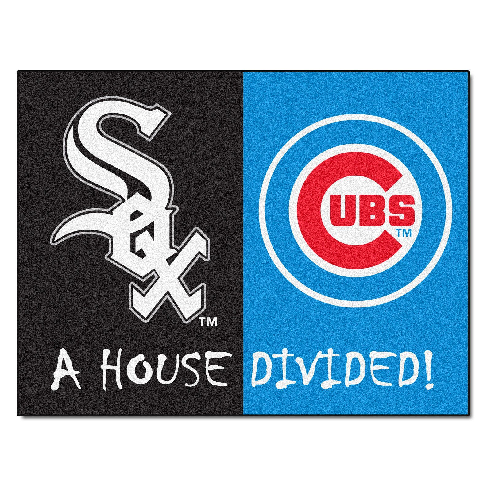 f55470ba770 Fanmats MLB 34 x 45 in. House Divided Rug in 2019   Products ...