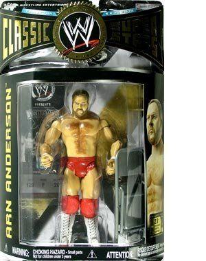 Arn Anderson-Classic Superstars 12 WWE Mattel Elite Classic