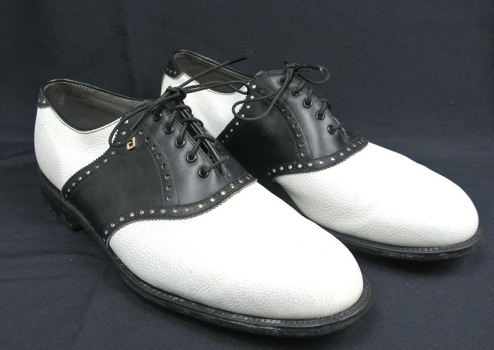 FootJoy Classics Golf Shoes Black