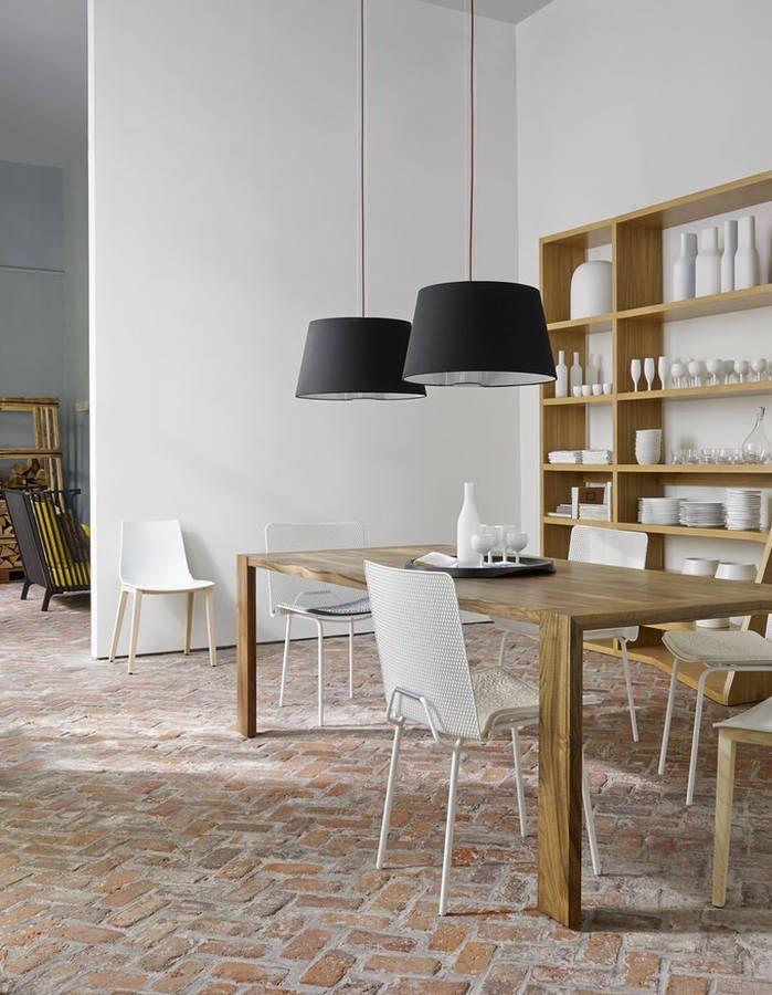 Une salle à manger contemporaine Apartment Pinterest Room - decoration salle a manger contemporaine