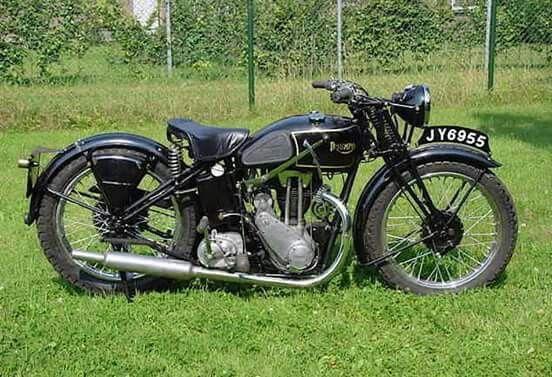1936 Triumph L2 Motos Clasicas Motos
