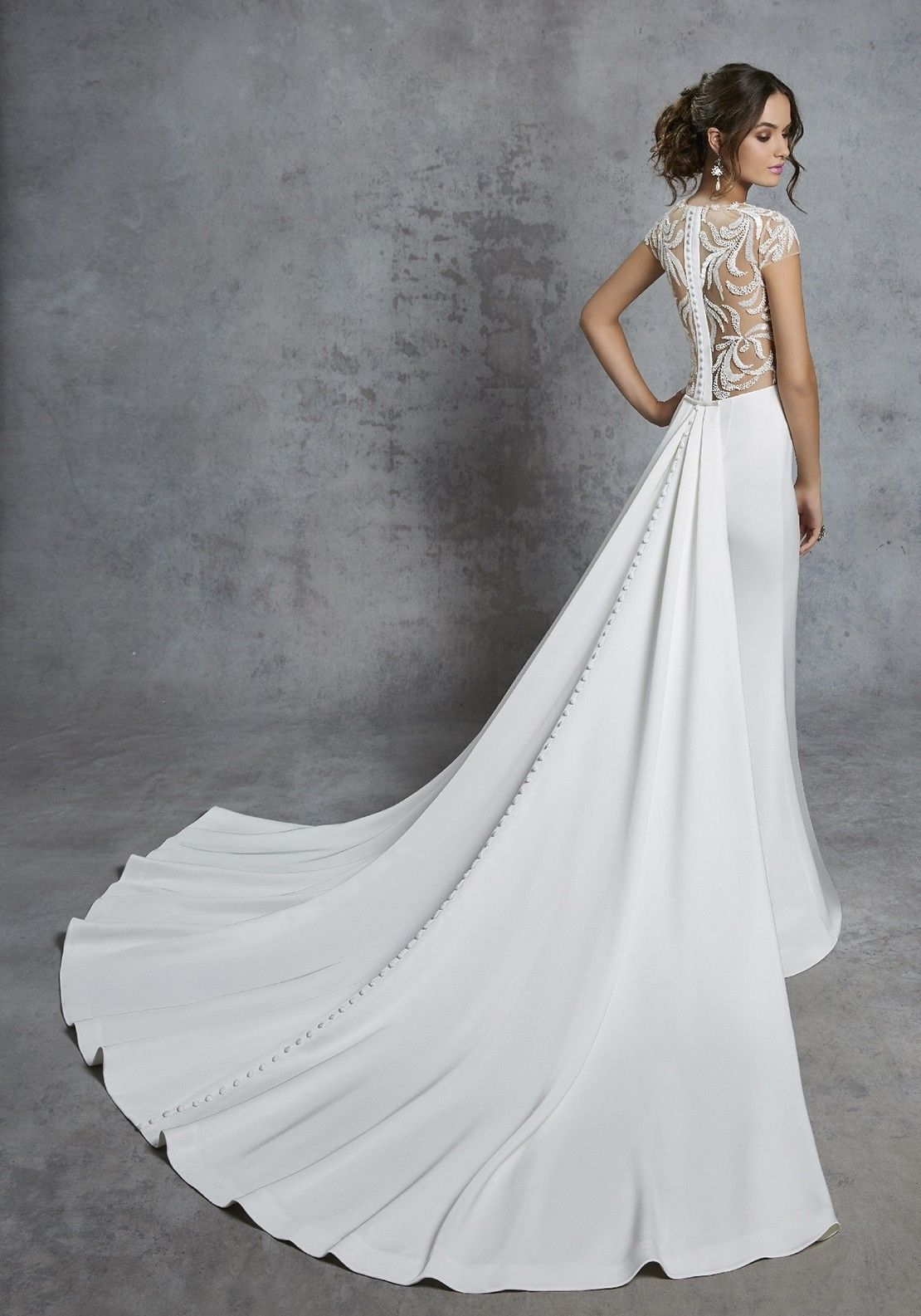 Ronald Joyce 69404 Wedding Dress In