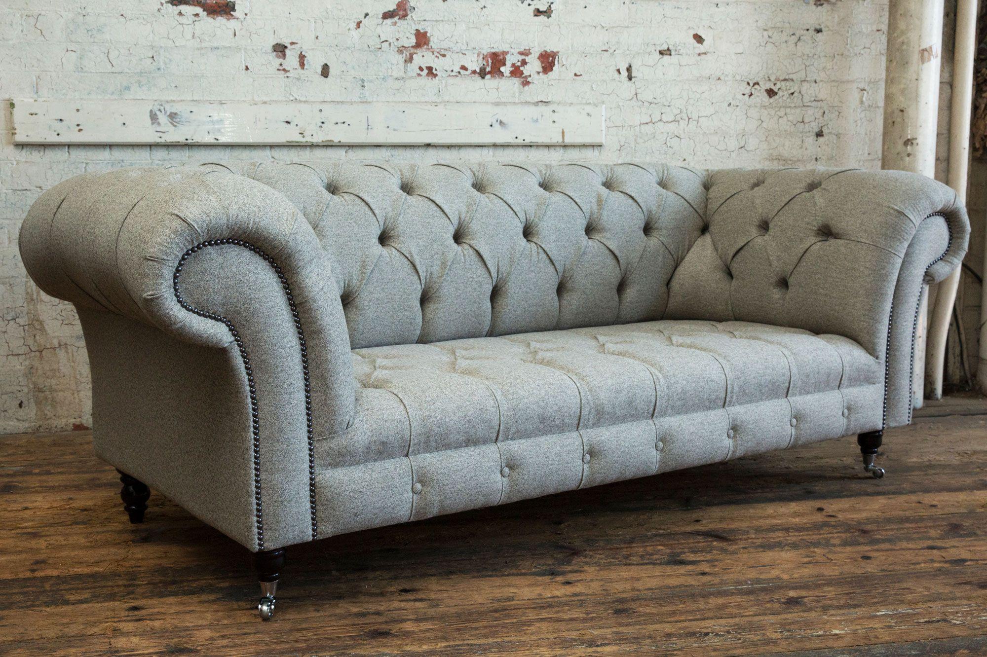 Romford Chesterfield Sofa In 2020 | Chesterfield Sofa, Sofa, Chesterfield