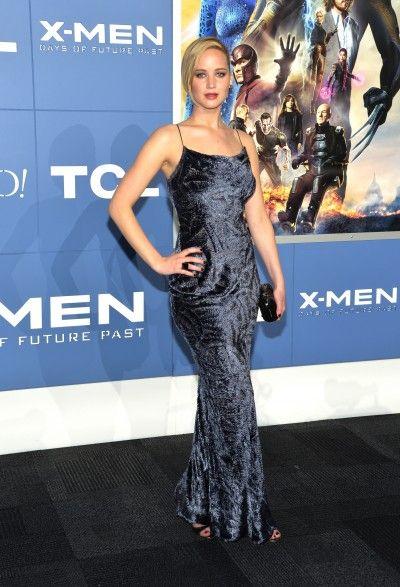 Look du jour: Jennifer Lawrence en Jason Wu   Elle Québec