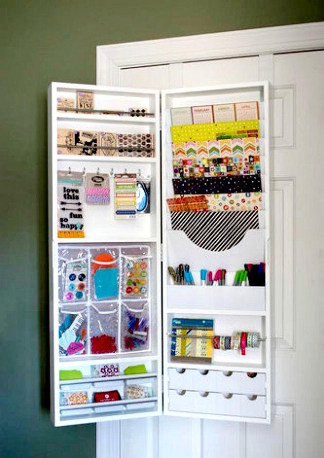 40+ Over the door craft organizer ideas in 2021
