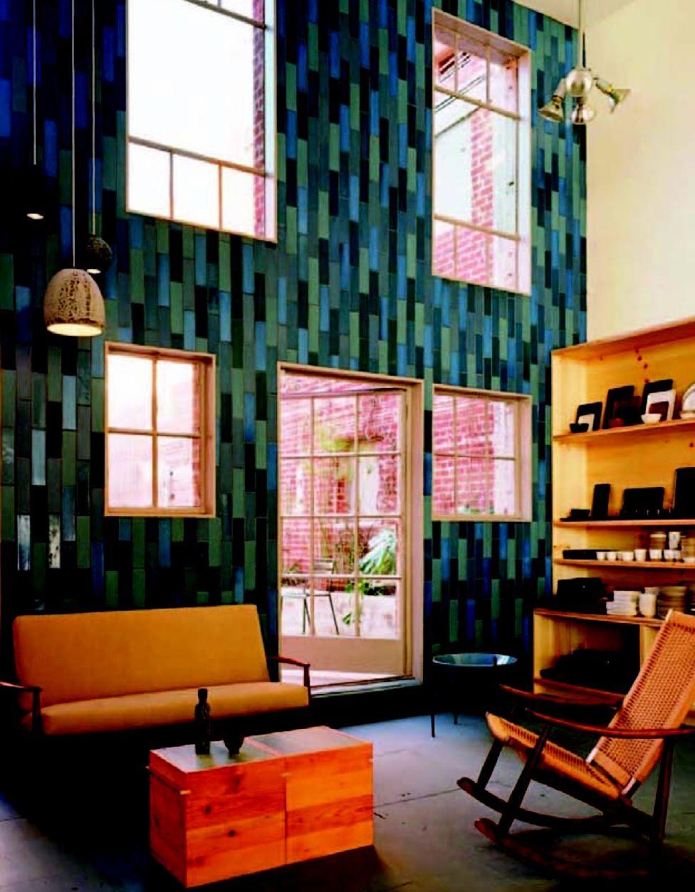 Tile for kitchen backsplash Contemporary tile, Interior