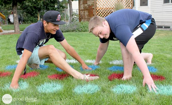 Lawn Twister Other Creative Family Reunion Ideas Pinterest