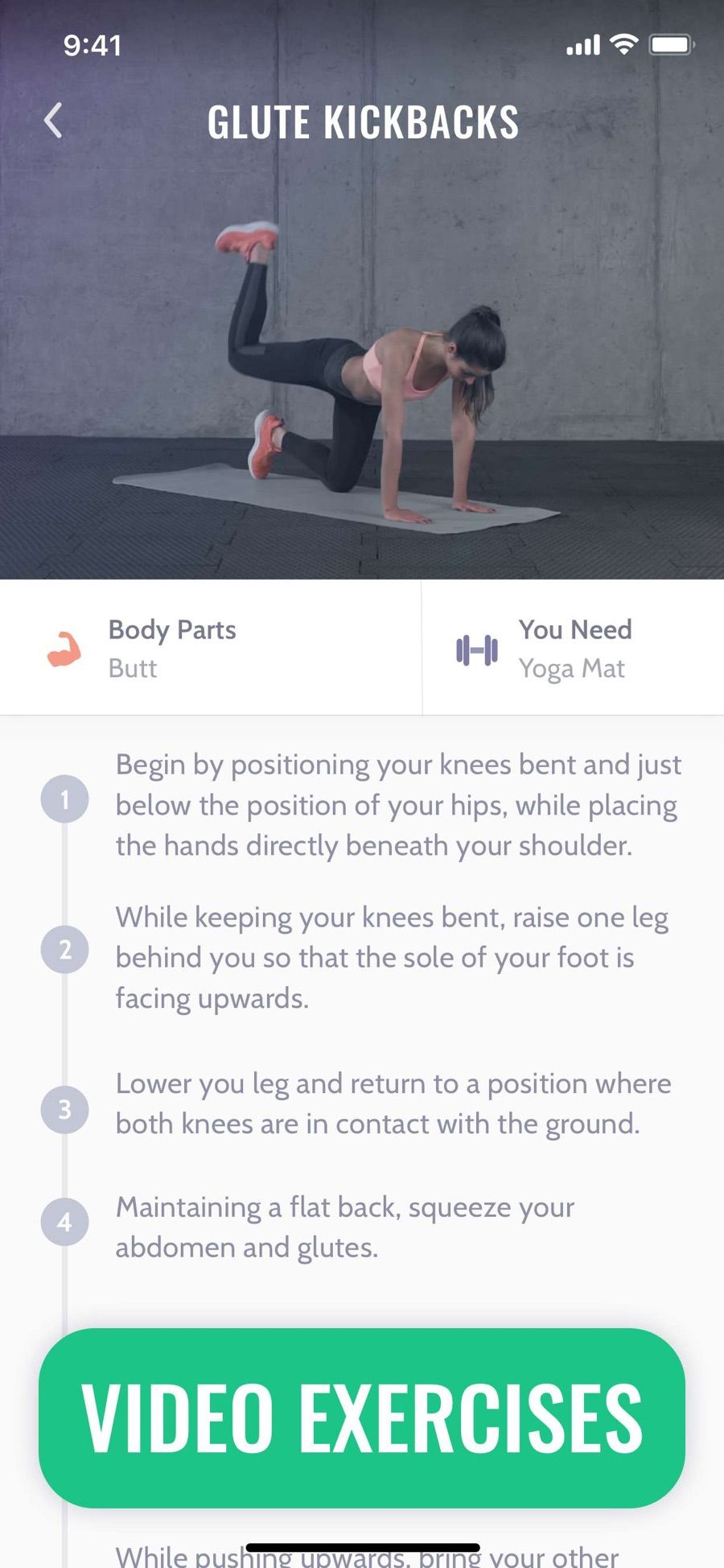 30 Day Fitness on the App Store in 2020 (With images