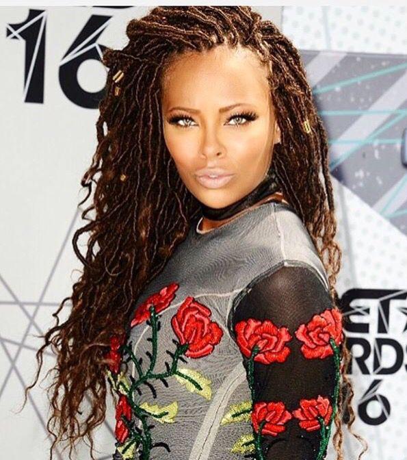 Faux Goddess Locs Hair Pinterest Protective Styles