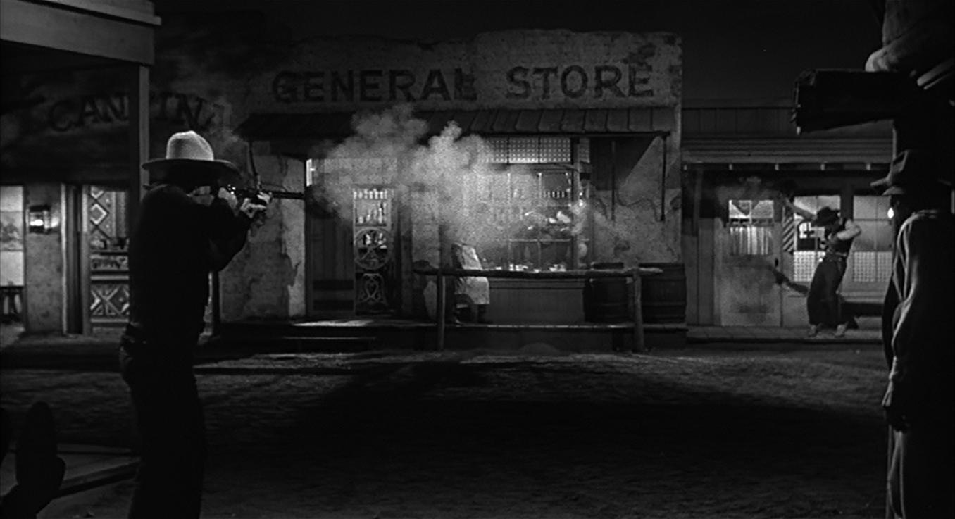 The Man Who Shot Liberty Valance (1962), Dir. John Ford