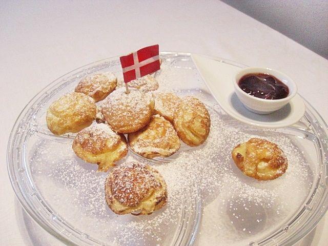 Dänische Kuchen Spezialitäten
