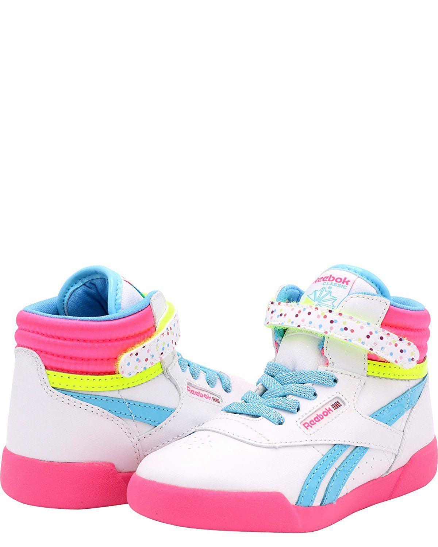 a4208bf4dfd Amazon.com  Reebok F S Hi BDay Infants BD2345  Shoes