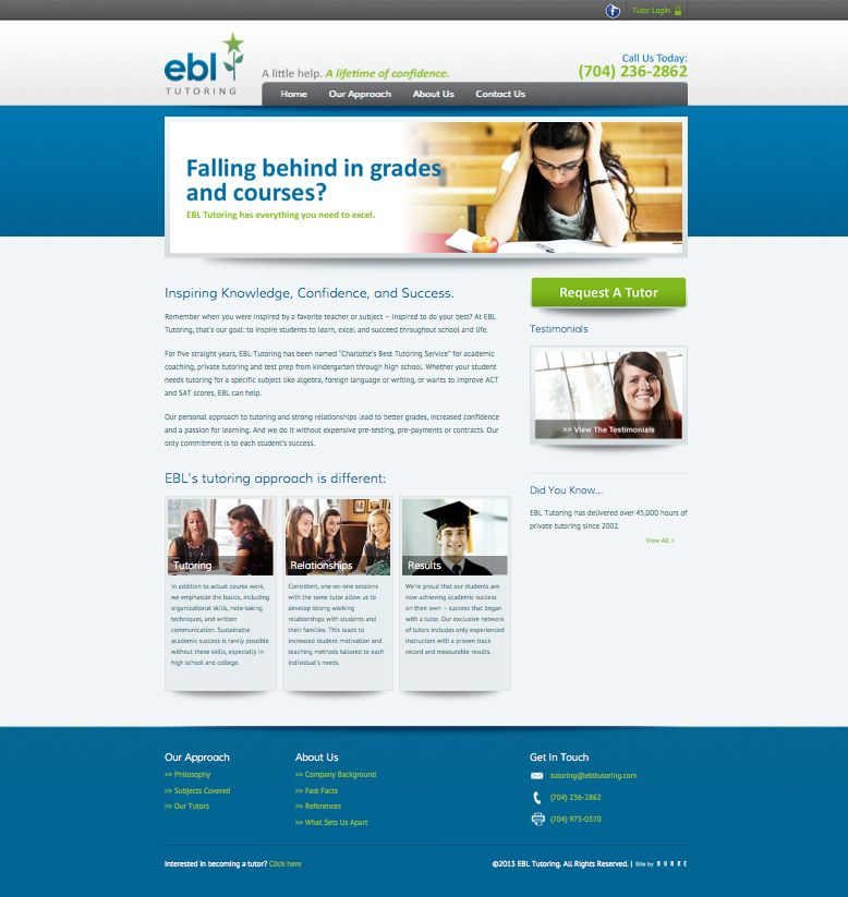 Early Bird Learning Educational Web Page Web Design Colorful Branding And Design Web Design Brand Colors Design