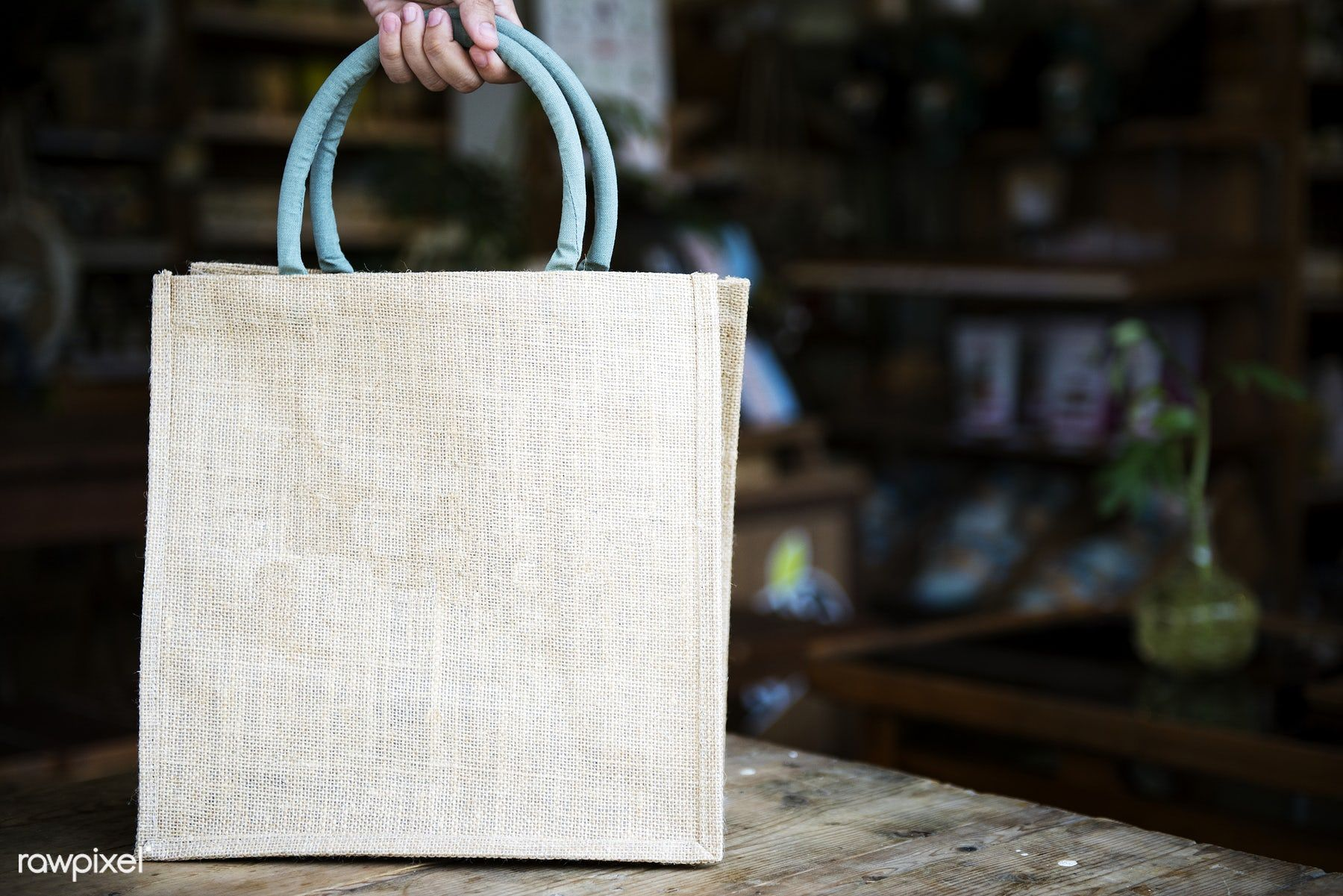 Download Download Premium Psd Of Design Space On Blank Tote Bag 295513 Blank Tote Bag Tote Bag Bags