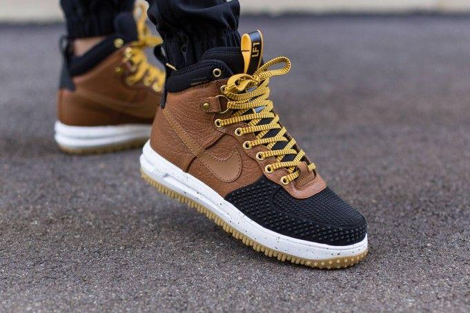 Do You Like This Nike Lunar Force 1 Duckboot? | Nike, Sneakers ...