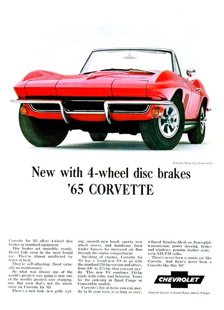 research.unir.net American Automobiles 1967 CHEVROLET CORVETTE 65 ...