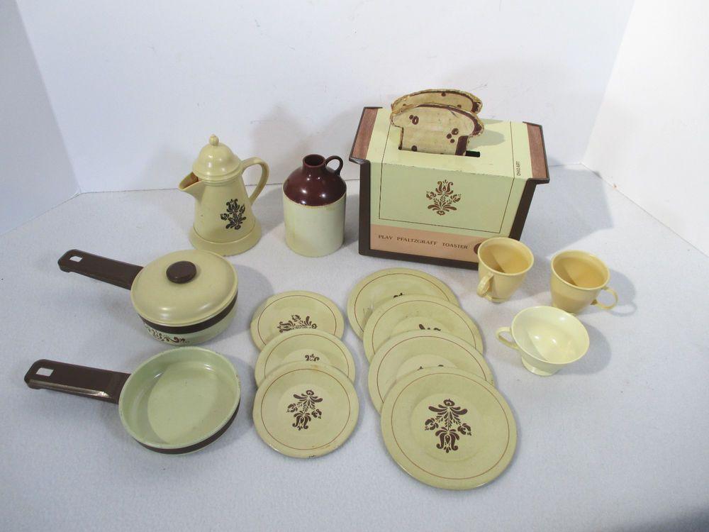 DIY 33pcs//set Environmental Plastic Doll Kitchen Dinner Mini Tableware  AD