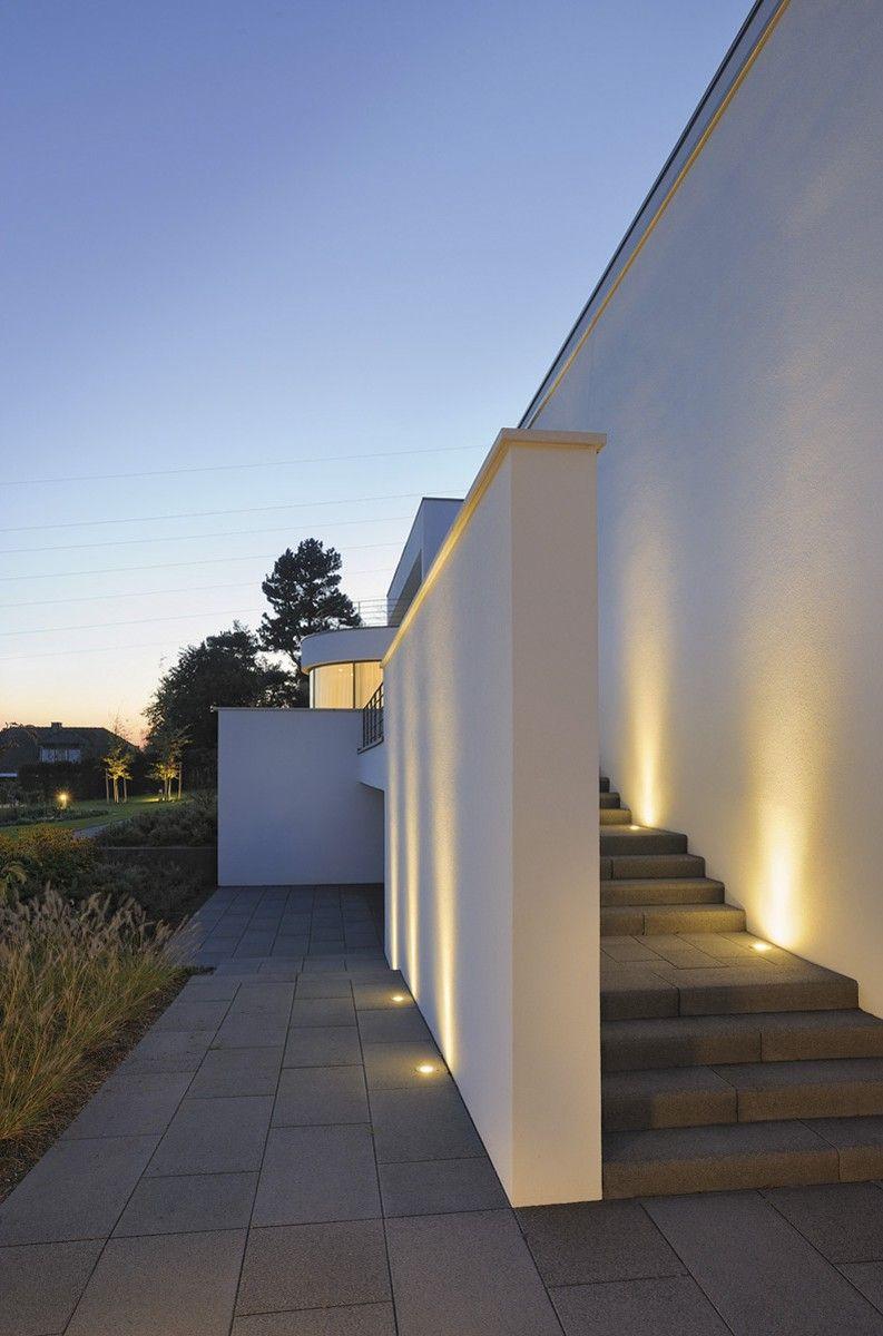 Led Exterieur Encastrable Luminaire Wetsy Inox 316 Ip67 Exterieur Moderne Design Eclairage Interieur Entree De Maison Exterieur