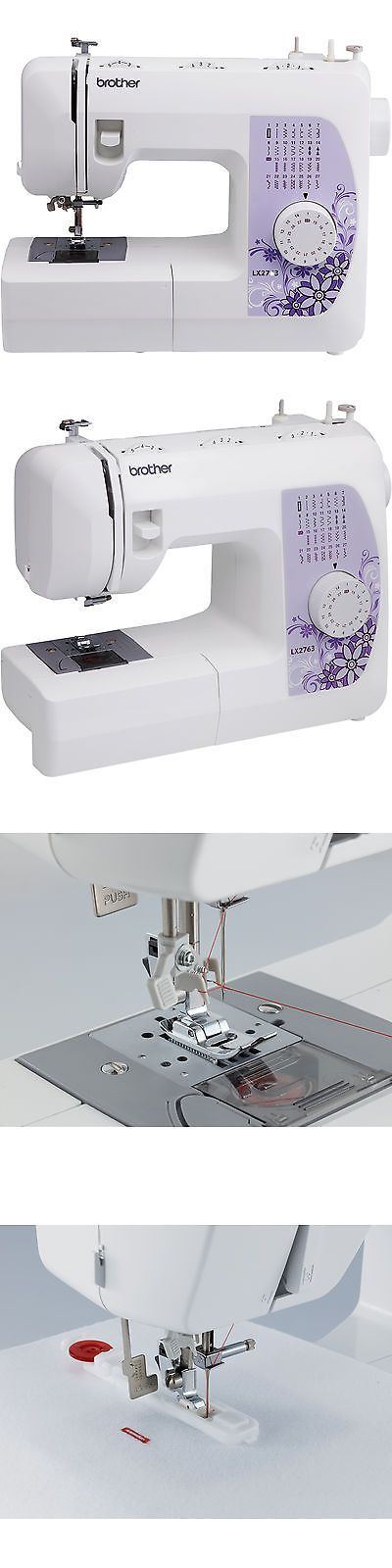 Brother 40Stitch Sewing Machine LX4063 Sewing Machines And Cool Brother 27 Stitch Sewing Machine