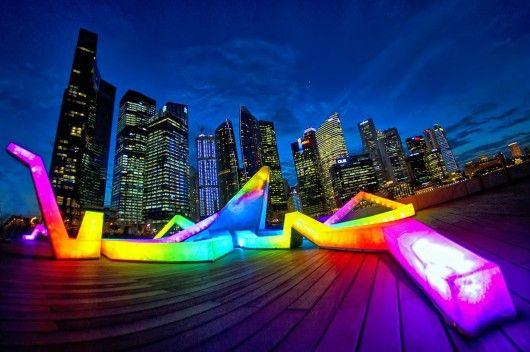 Light Matters: Europe's Leading Light Festivals