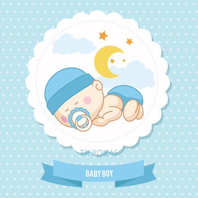 ثيمات مواليد اولاد واستقبال يليق بهم اذواق Baby Shower Invitations For Boys Baby Boy Shower Baby Boy