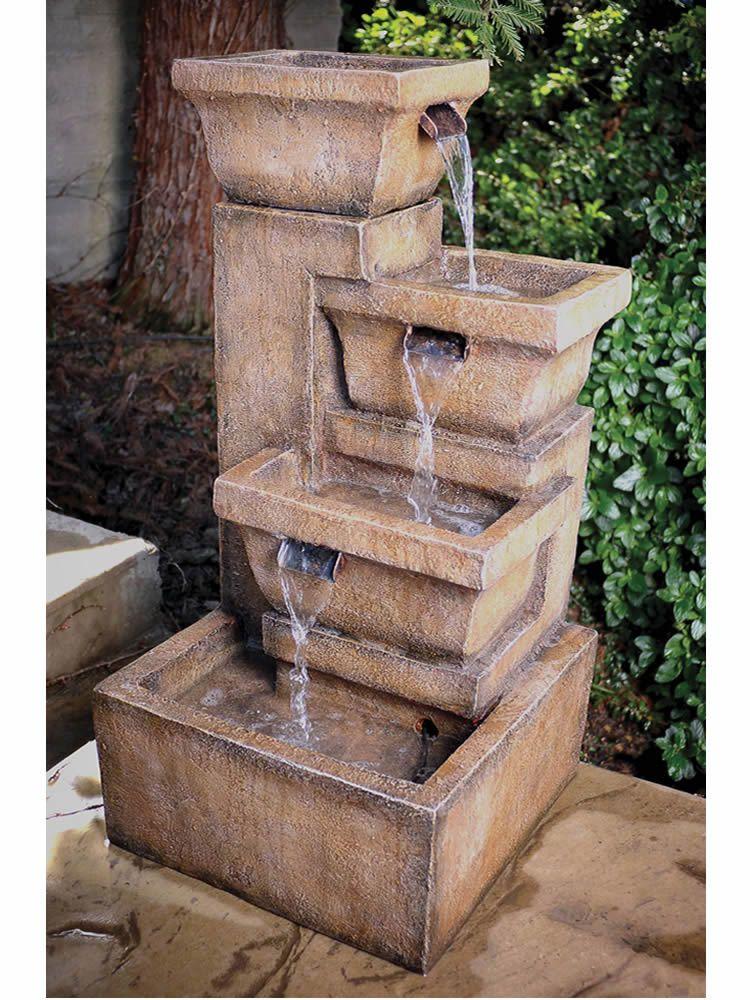 Ashbourne Fountain Fountains Garden