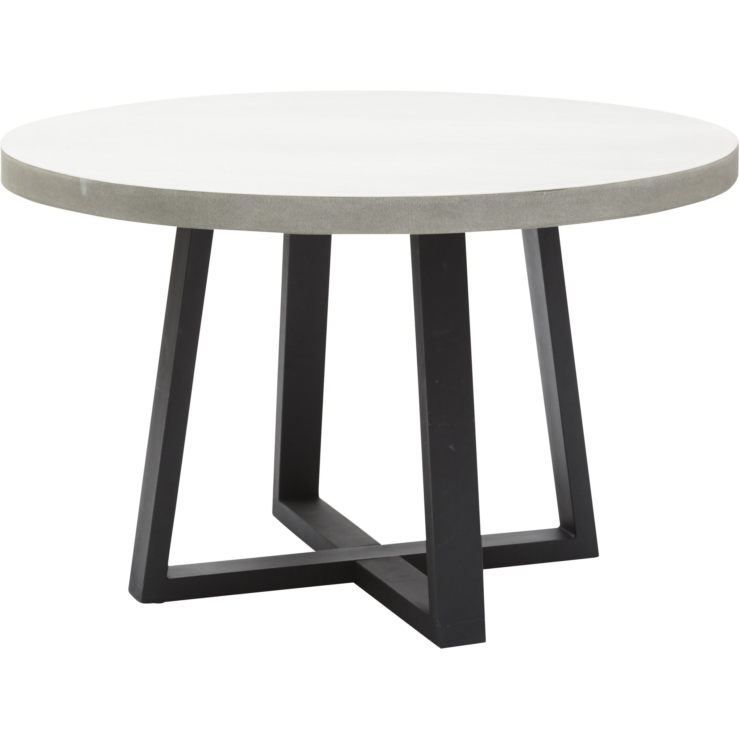 round kitchen table Cyrus Round Dining Table 00