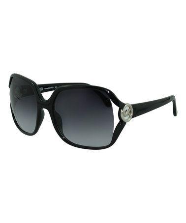 153ff7a38ce97 Black Pippa Sunglasses by Michael Kors  zulilyfinds