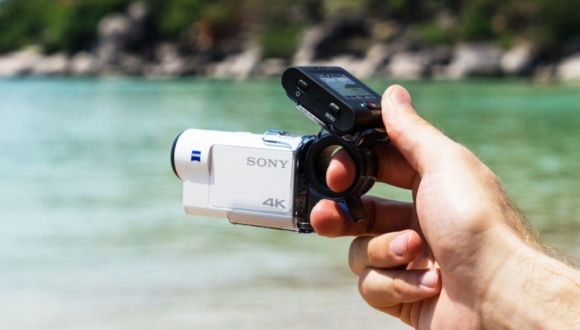 Sony X3000R Aksiyon Kamera