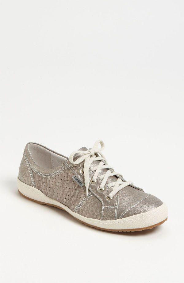 Josef Seibel Caspian Perforated Sneakers b1BgZpwPKC