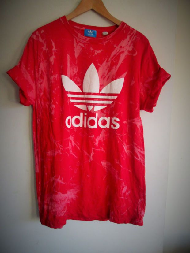 Dye Vintage Rave Tie Retro Festival Adidas Originals Acid Wash zvatv