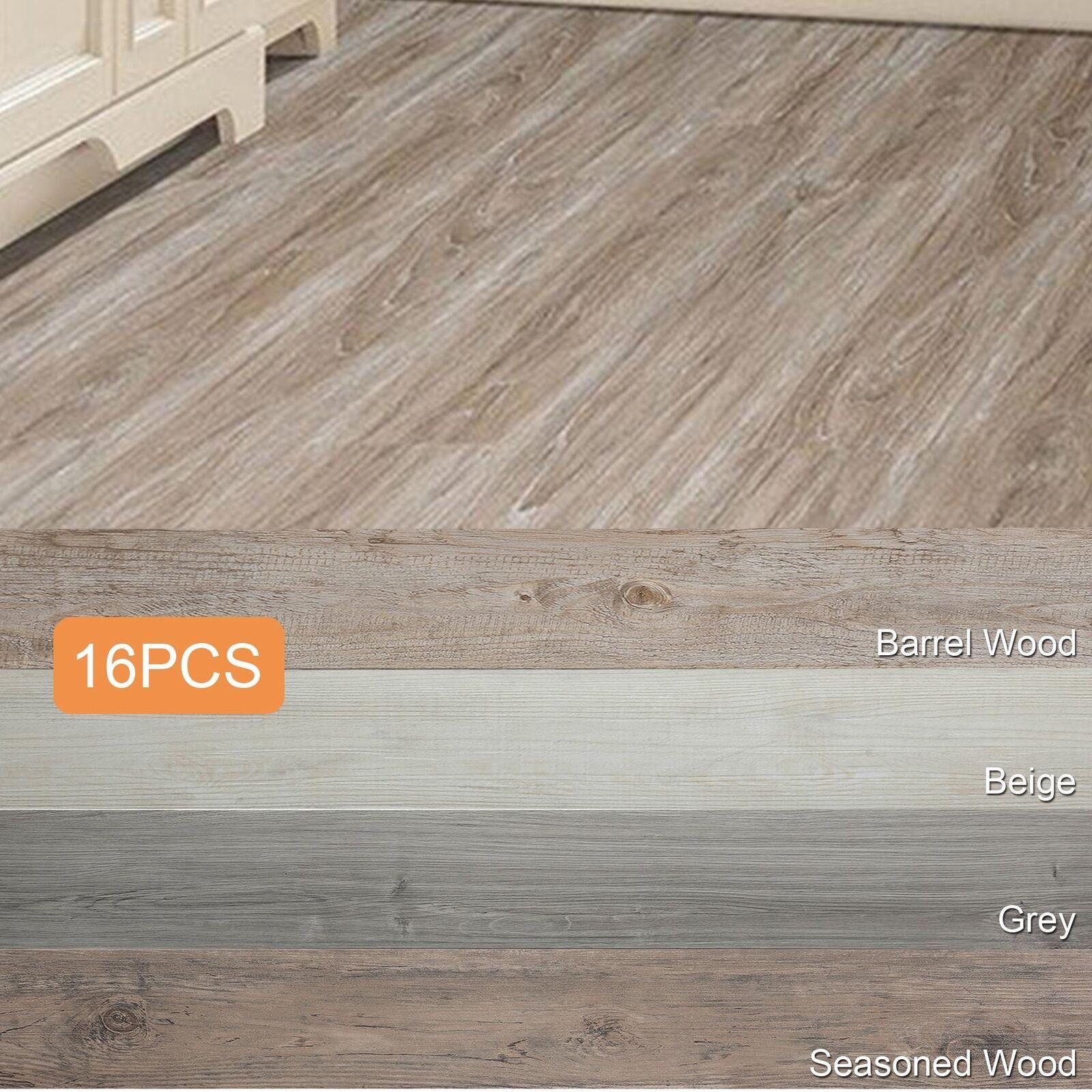 Adhesive Floor Tiles Vinyl Planks