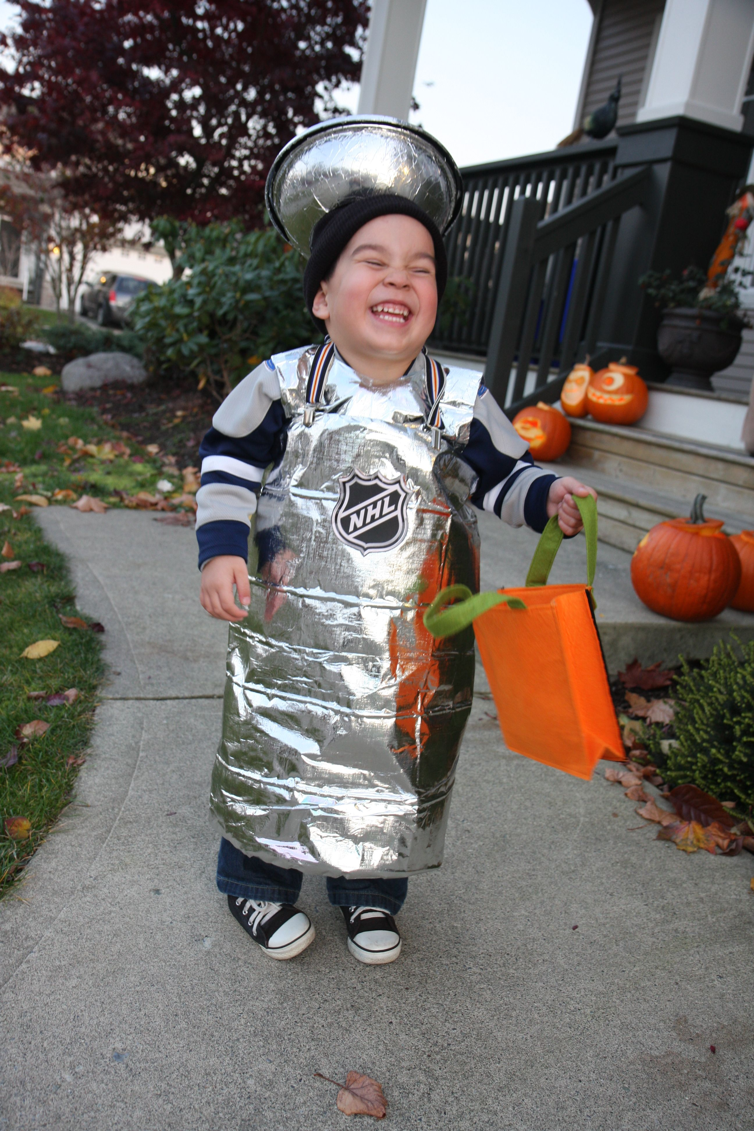 my future child in a Stanley Cup costume haha | Party Ideas ...