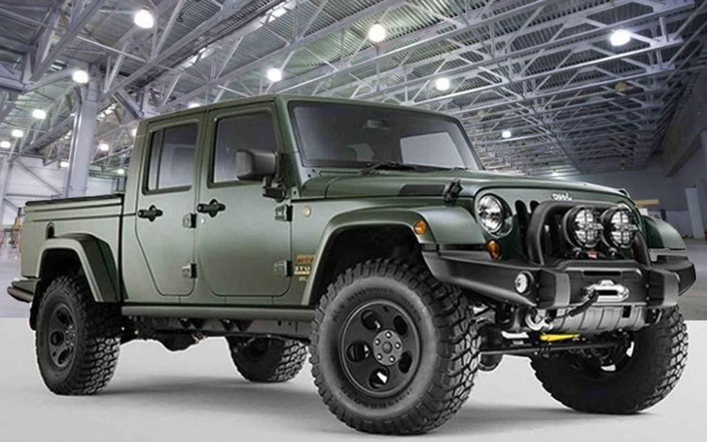 Jeep Gladiator 2017 Wonderful Exterior Jeep Gladiator Jeep