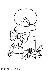 Candele Natalizie Da Colorare Per Bambini.Candele Candela Natale Disegni Coloringpages Christmas Christmasdecor Colorinspiration Candele Di Natale Disegni Natale