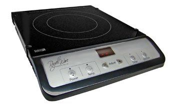 Regal Ware L60103rw Portable Induction Cooktop Review Induction Cooktop Cooktop Electric Cooktop