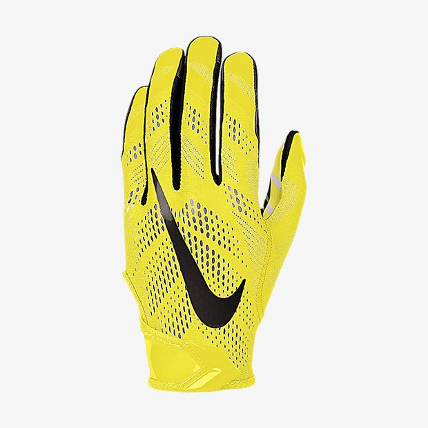 Nike Vapor Knit (Oregon) Men s Football Gloves  87db6e14b414