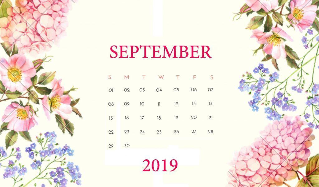September 2019 Desktop Background Wallpaper In 2019