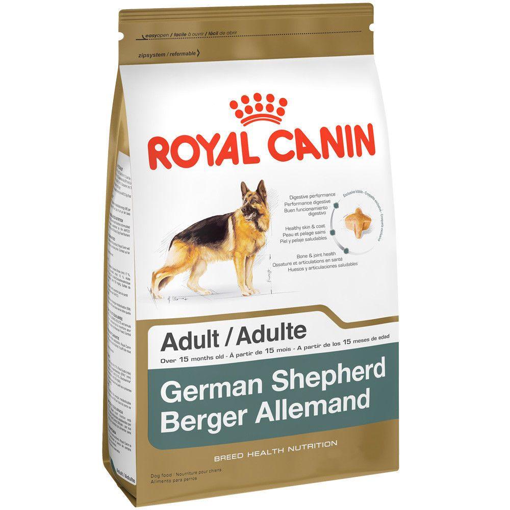 Dog Food 66780 Royal Canin Breed Health Nutrition German Shepherd