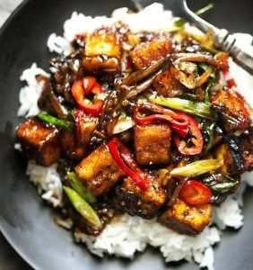 tofu stir fry recipes