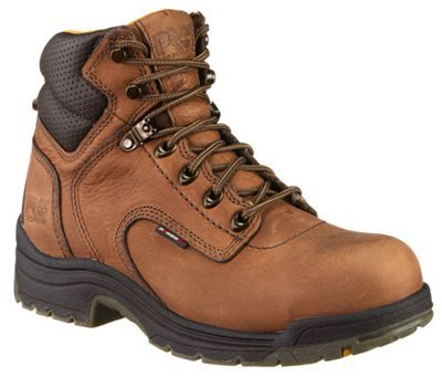 Timberland Pro 6 Titan Safety Toe Work Boots For Ladies Womens Boots Work Boots Boots